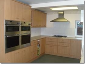 The kitchen facilities at Devizes Community Centre